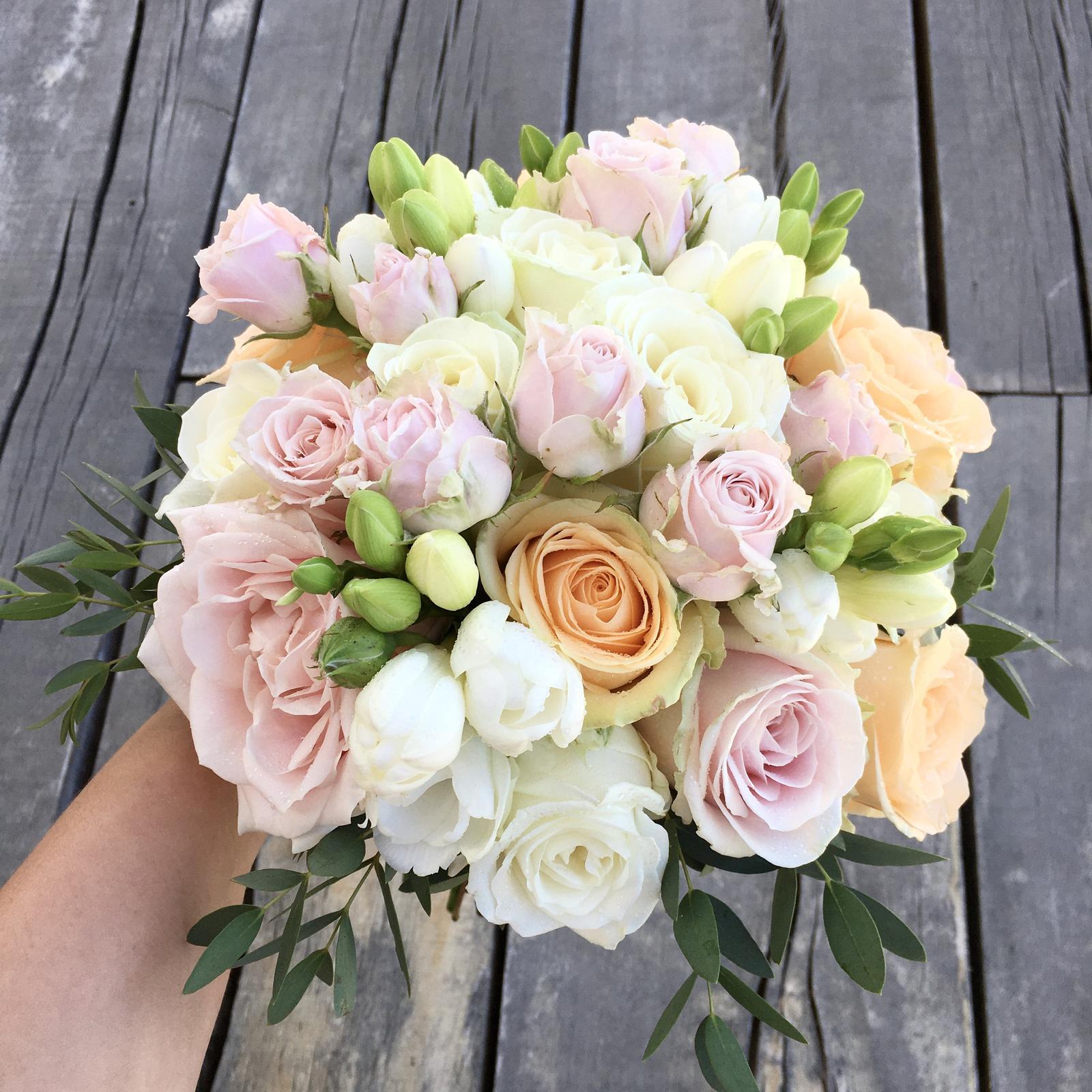 Letná pastelová svadba - Obrázok č. 3