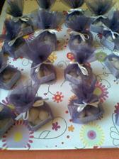 svatební mandličky