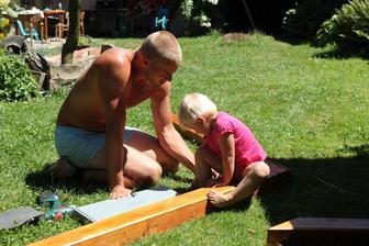 Vyrábíme střechu na domeček