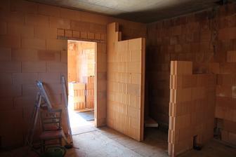 Rýsuje se sauna :-)