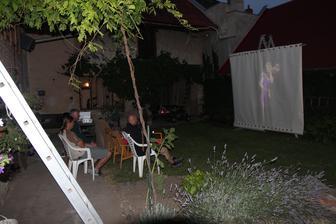 Letní kino :-)