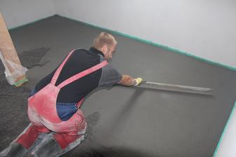 Podlahy v podkroví