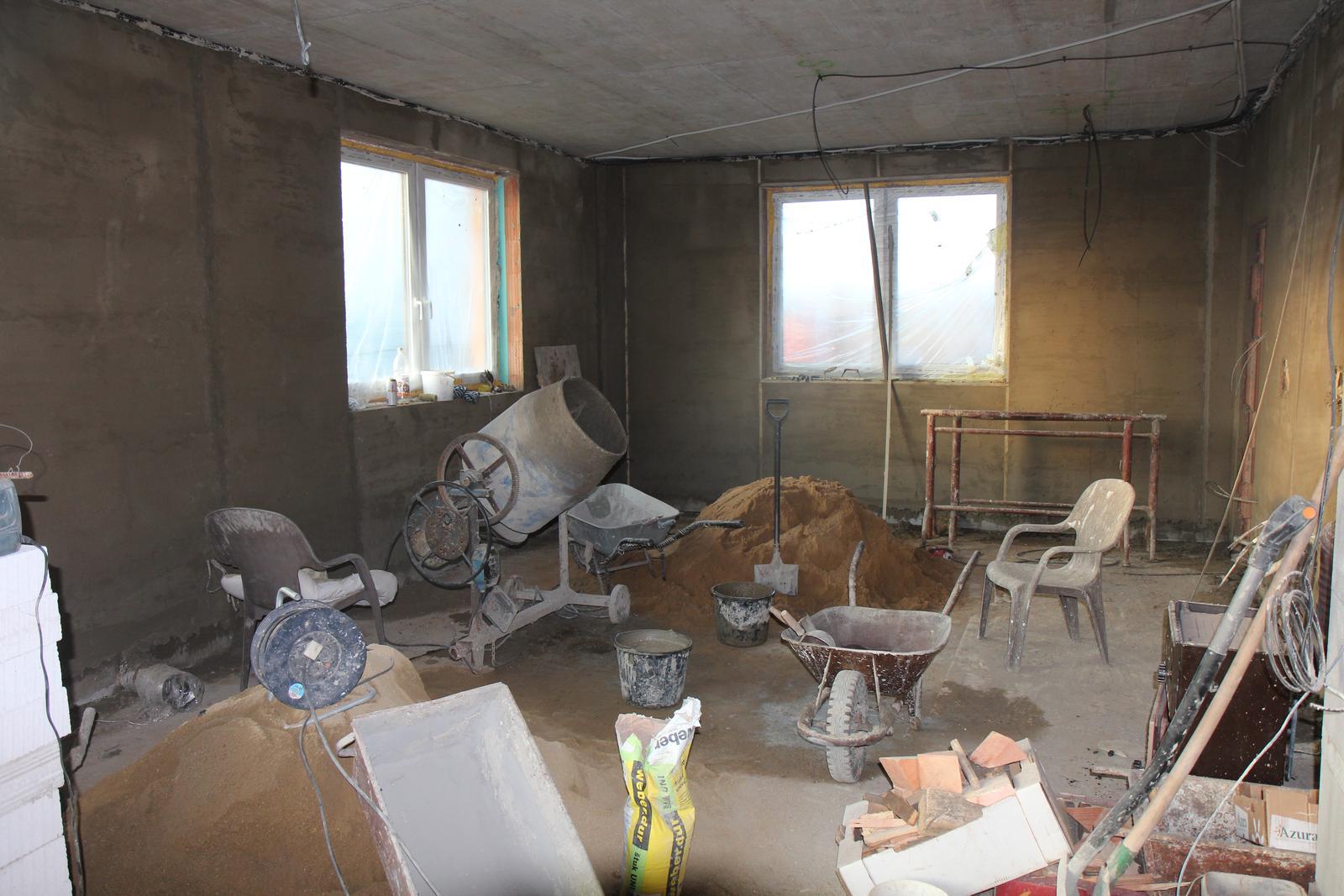 Tak jde čas aneb jak si stavíme sen :-) - Aktuálně ze stavby