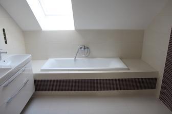 Koupelna skoro hotová:-)