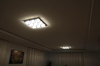 Nová světla v obýváku