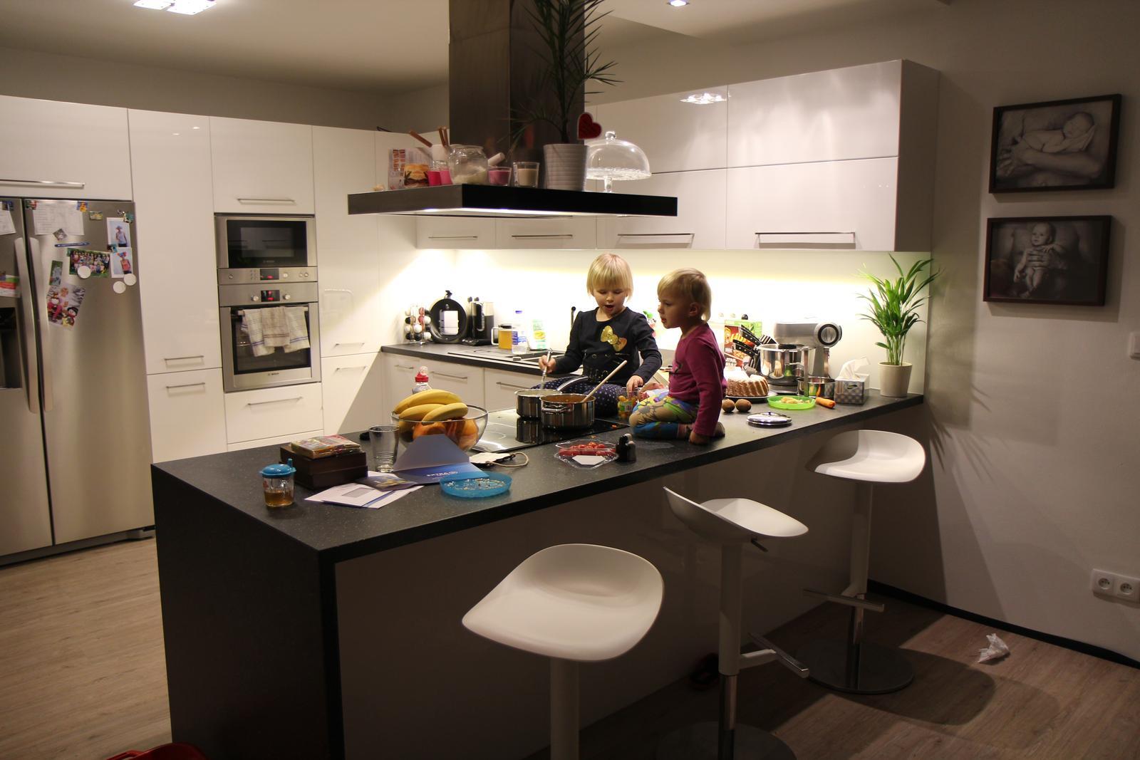Tak jde čas aneb jak si stavíme sen :-) - Moje kuchařky-asistentky
