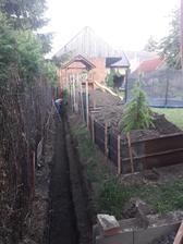 Bude nový ploteček:-)