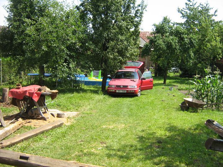 Tak jde čas aneb jak si stavíme sen :-) - Léto 2011