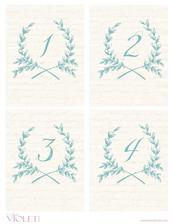 http://sweetvioletbride.com/2014/01/wheat-wreath-table-numbers-free-wedding-printable/