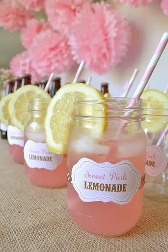 Domace limonady do Candy Baru - Obrázok č. 1