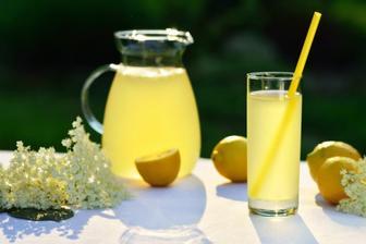 Bazová limonáda