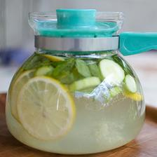 Domáca limonáda a detoxikačná voda