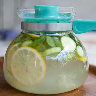 Domace limonady do Candy Baru - Domáca limonáda a detoxikačná voda