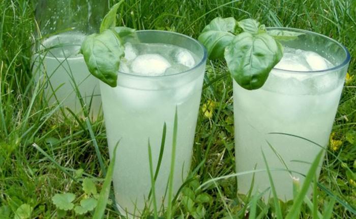 Domace limonady do Candy Baru - Sicílska limonáda