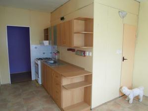 Kuchyna a nove pachy pre moju selmu chlpatu