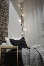 ľanové vankúše sú u nás aj v obývačke :) mám rada ten pokrčený vzhľad