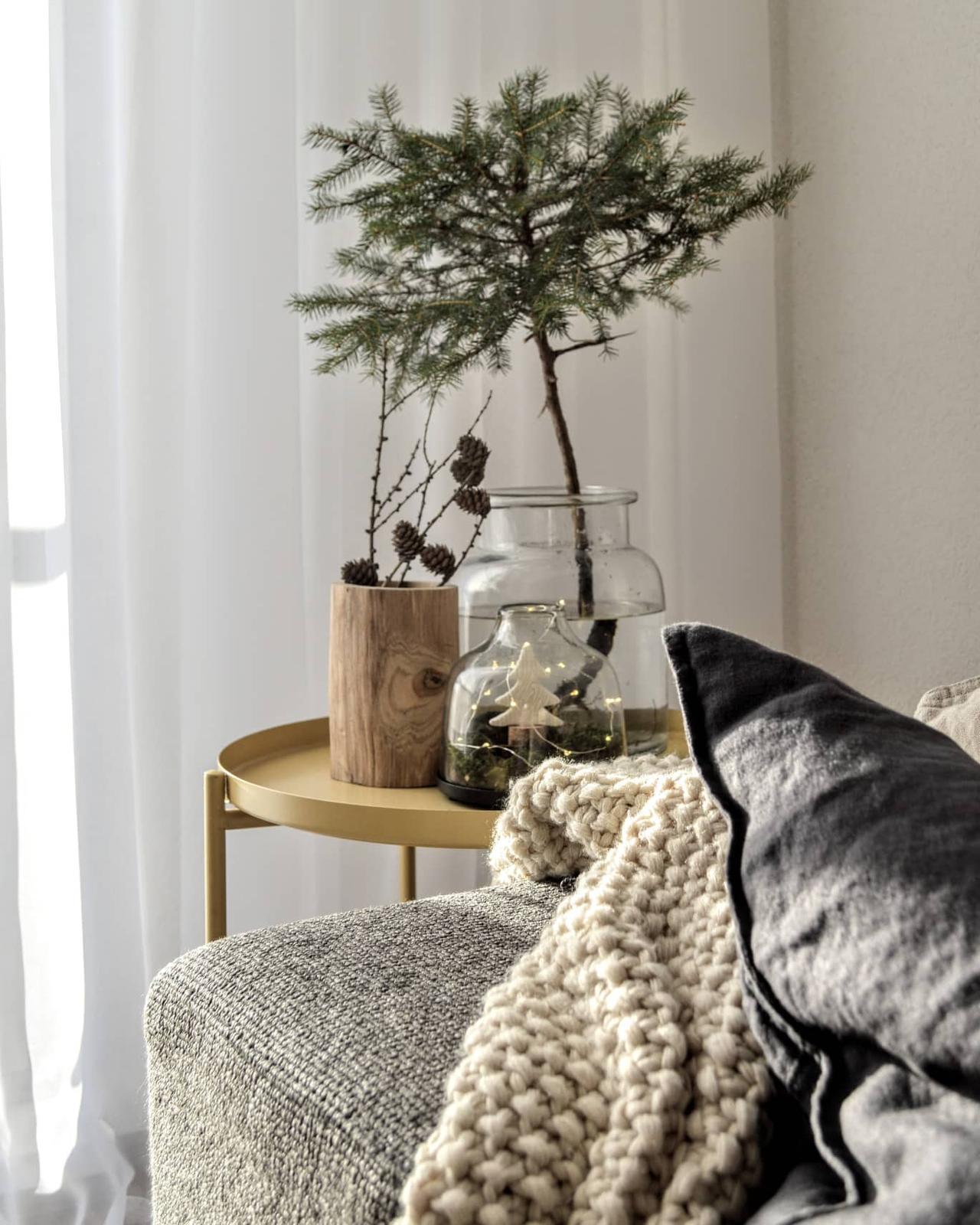 🖤 keď drobnosti robia radosť 🖤 - nenápadne sa k nám vkráda vianočná výzdoba :)