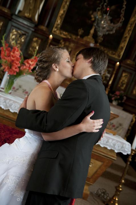 Lucie{{_AND_}}Jiljí - nádherná novomanželská:-) byla slaďoučká jak med