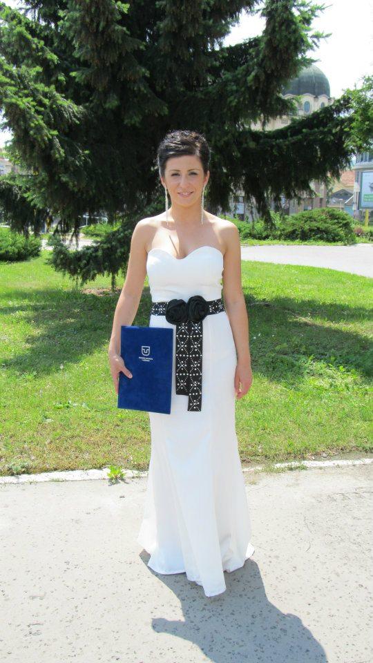 Svadby, iné akcie a ja - Ing. promócie