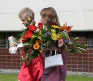 darované kytice