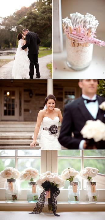 Black & White Weddings - Obrázok č. 46