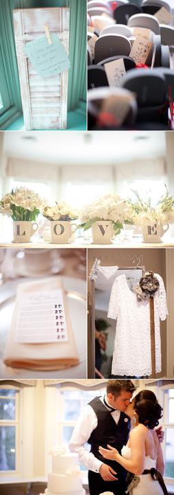 Black & White Weddings - Obrázok č. 47