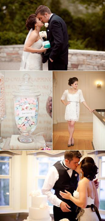 Black & White Weddings - Obrázok č. 48