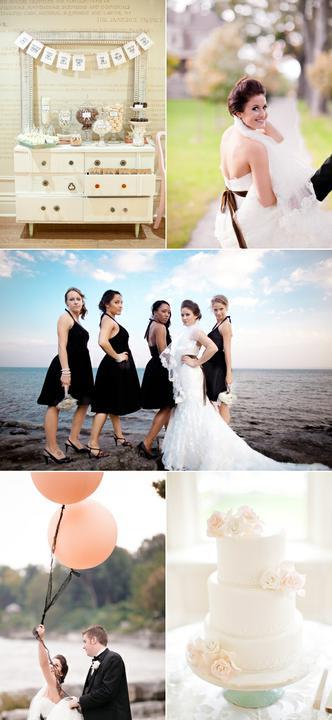 Black & White Weddings - Obrázok č. 49