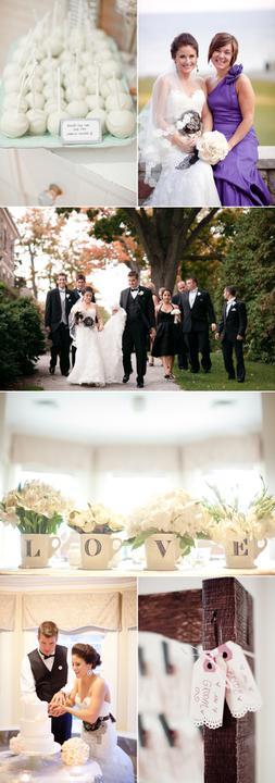 Black & White Weddings - Obrázok č. 52