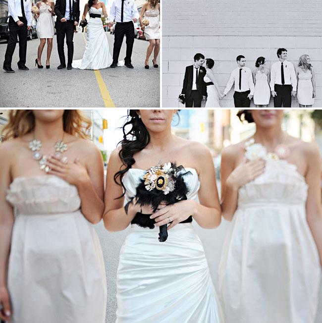 Black & White Weddings - Obrázok č. 67