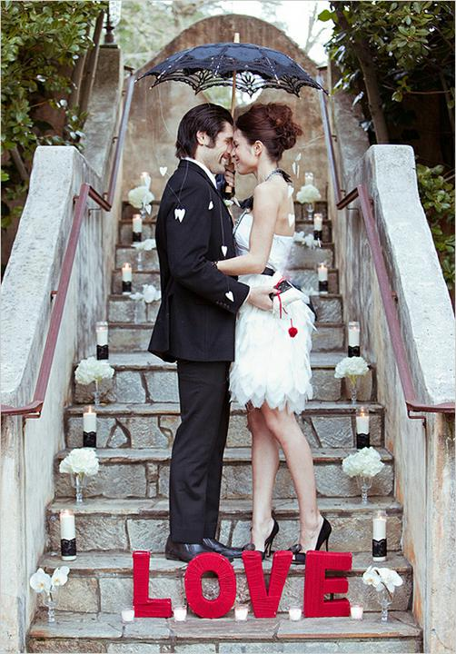 Black & White Weddings - Wedding No.1