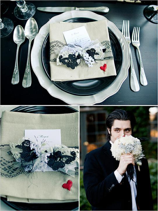 Black & White Weddings - Obrázok č. 10