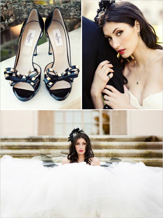 Black & White Weddings - Obrázok č. 12