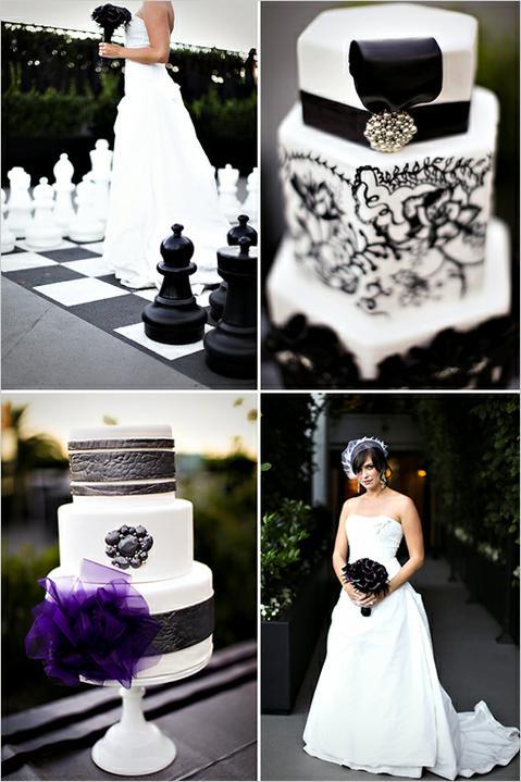 Black & White Weddings - Obrázok č. 18