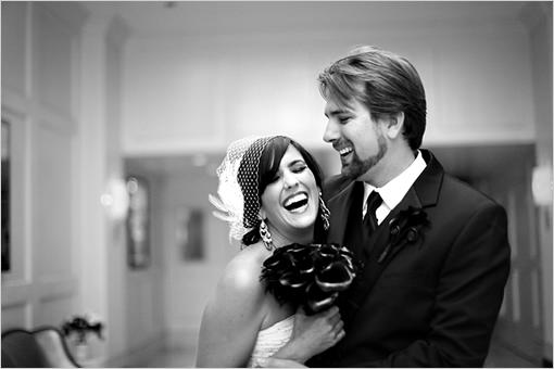 Black & White Weddings - Obrázok č. 24
