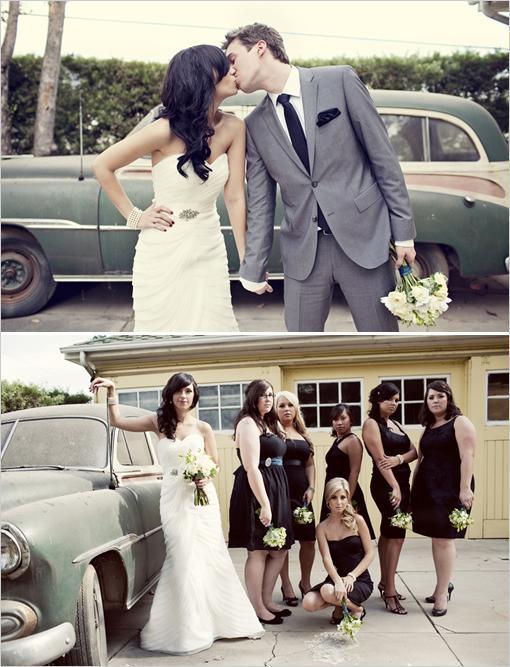 Black & White Weddings - Obrázok č. 26