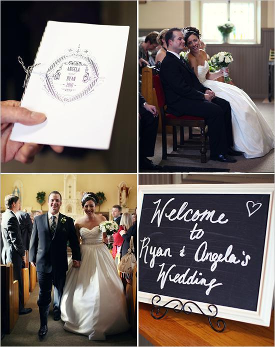 Black & White Weddings - No.6