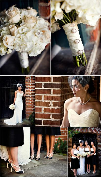 Black & White Weddings - No.9
