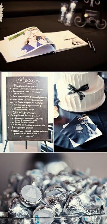 Black & White Weddings - Obrázok č. 96