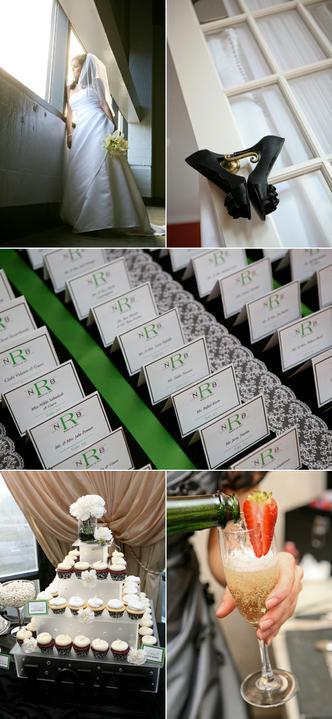 Black & White Weddings - No.14
