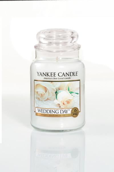 ♥ 21.9.2013 - yankee candle na našej svadbe nesmú chýbať!!