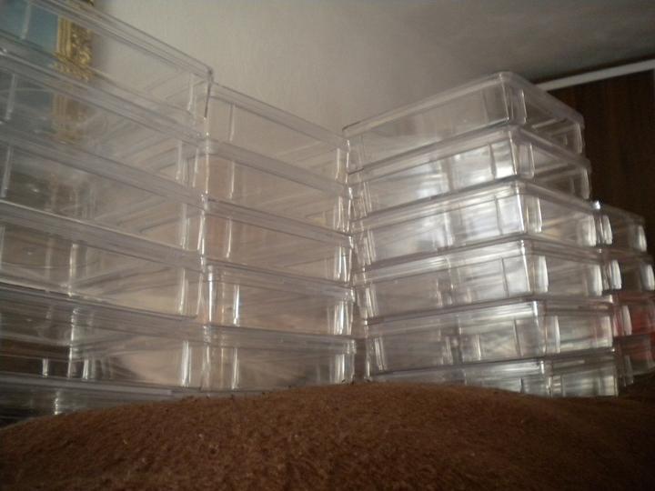 ♥ 21.9.2013 - krabičky na výslužky