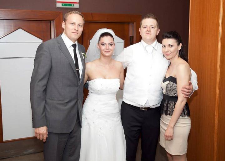 ♥ 21.9.2013 - kámoškina svadba :)
