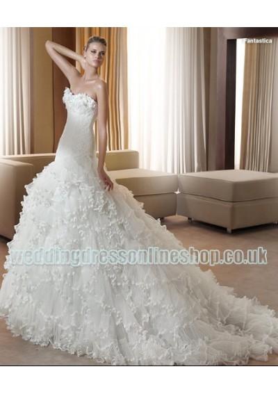 Wedding dresses - Pronovias - Fantastica