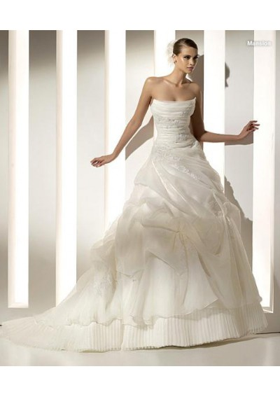Wedding dresses - Pronovias - Mansion