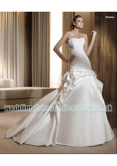 Wedding dresses - Pronovias - Femina