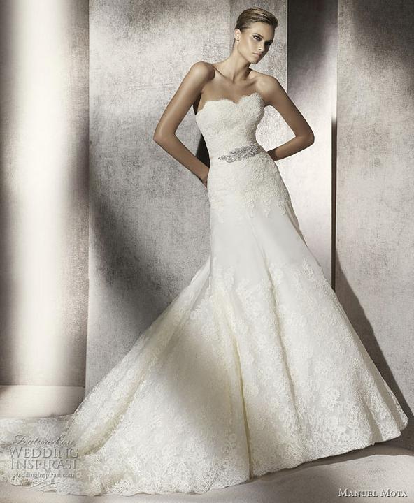 Wedding dresses - Pronovias - Puntal
