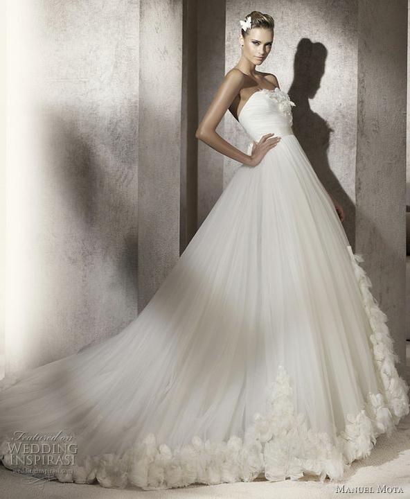 Wedding dresses - Pronovias - Prestigio