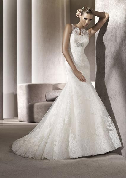 Wedding dresses - Pronovias - Palace