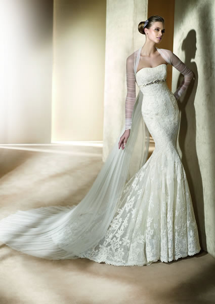 Wedding dresses - Pronovias - Silaba